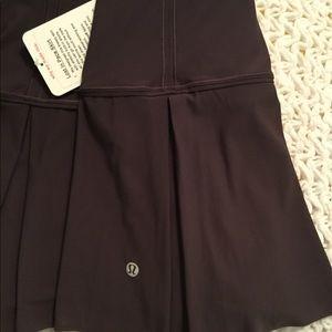 NWT Lululemon tennis skirt